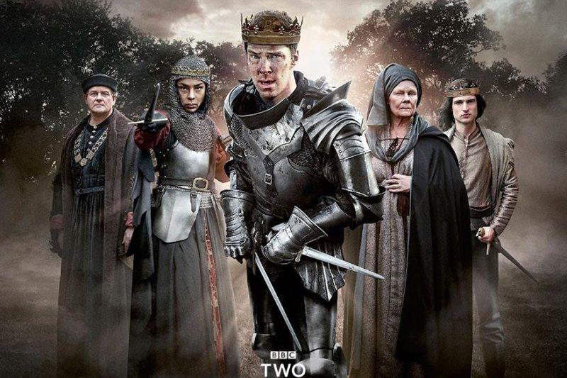 英國廣播公司製播的《空王冠》(取自臉書)