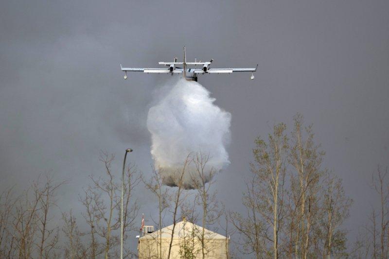 加拿大西部亞伯達省(Alberta)發生歷來最嚴重的野火(美聯社)