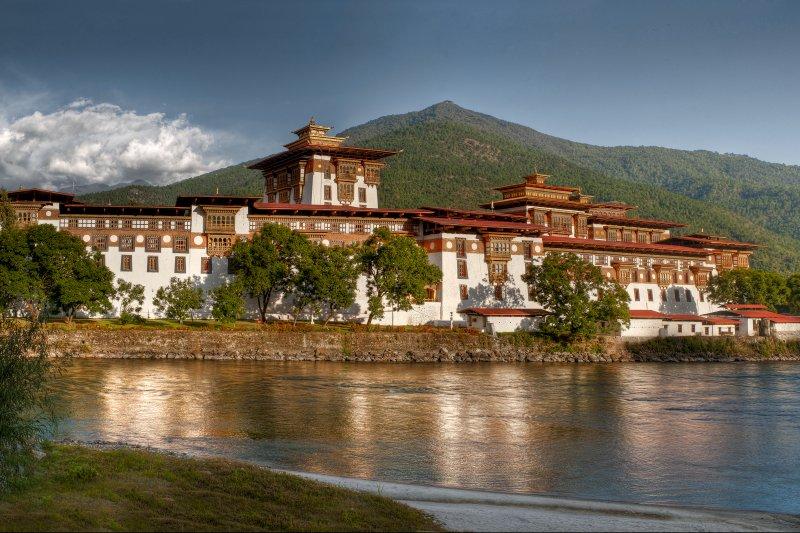 人間仙境不丹,也被人們稱為喜馬拉雅山下香格里拉。(圖/Göran Höglund (Kartläsarn)@flickr)