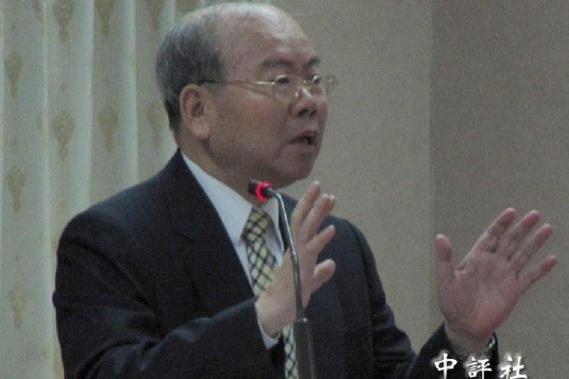 前司法官成為獨董新寵,前檢察總長陳聰明亦擔任獨董。(資料照/中評社)
