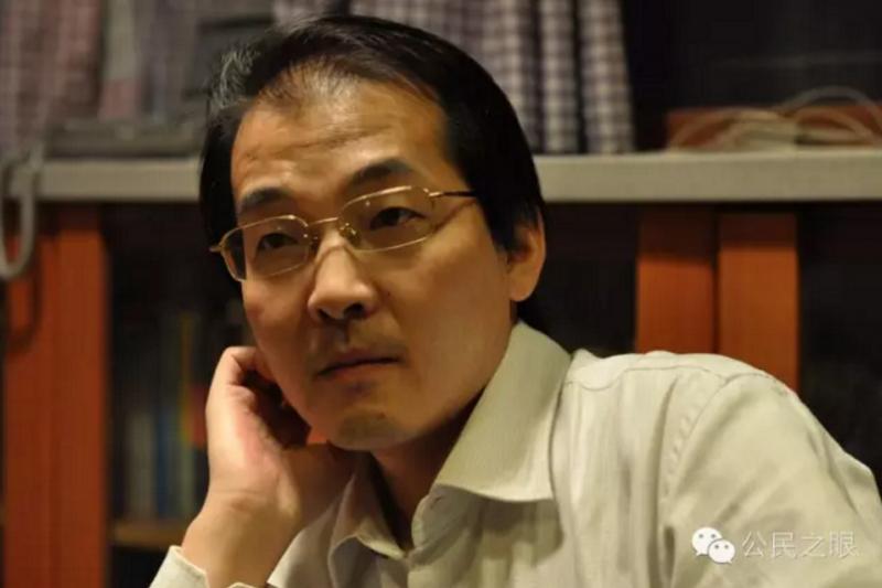 被關押長達一年半的中國維權律師夏霖。(來源:作者微信公號)