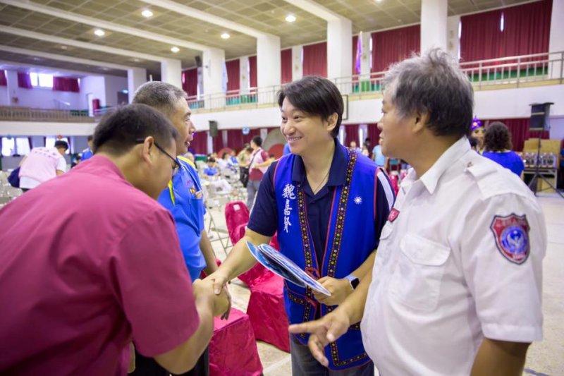 花蓮市長補選》段宜康:藍候選人魏嘉賢家族 曾買票、列治平對象-風傳媒