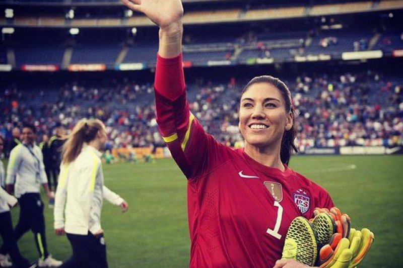 (圖/Hope Solo@facebook)