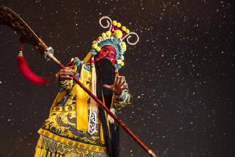 《關公在劇場》由國光當家老生唐文華領銜主演。(國光劇團提供)