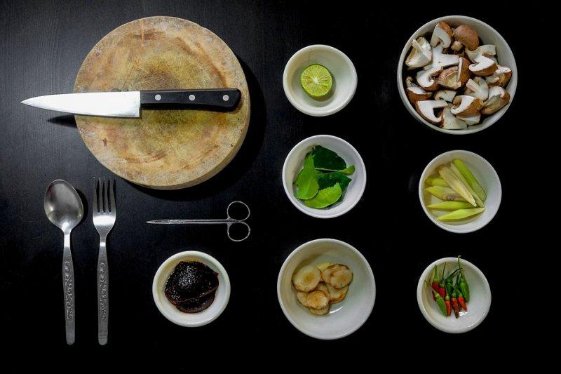 刀法之所以重要,是因為切割面會影響蔬菜呈現的風味。(圖/poppicnic@Pixabay)