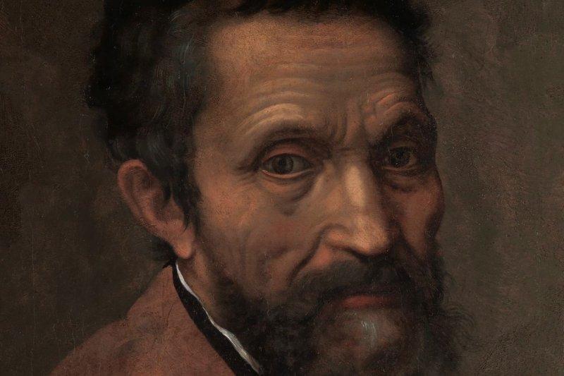 米開朗基羅(Michelangelo)(取自Wikipedia/PD-US)