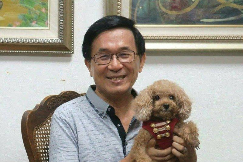 陳水扁前總統雖然獲得同意,可以出席台北的募款餐會,卻無法致詞,陳致中就表示醫療團隊的大家幾乎都很遺憾。(取自陳致中臉書)