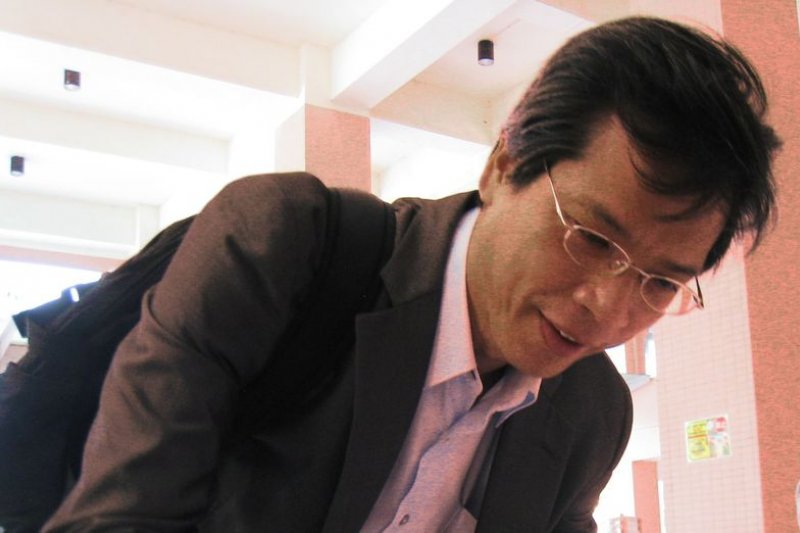 郭明良為論文造假風波請辭台大教職。(取自高醫官網)