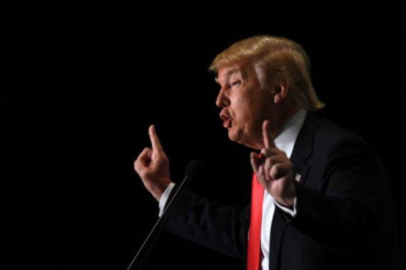 美國總統當選人川普。(圖取自BBC中文網)