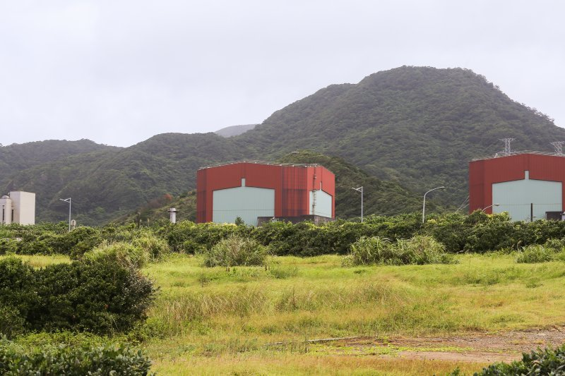 核二廠一號機在今夏供電吃緊前恢復運轉。(資料照/林韶安攝)