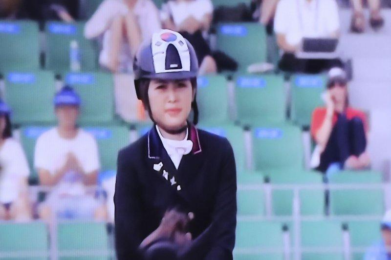 南韓總統朴槿惠閨蜜親信崔順實的女兒鄭維羅(AP)