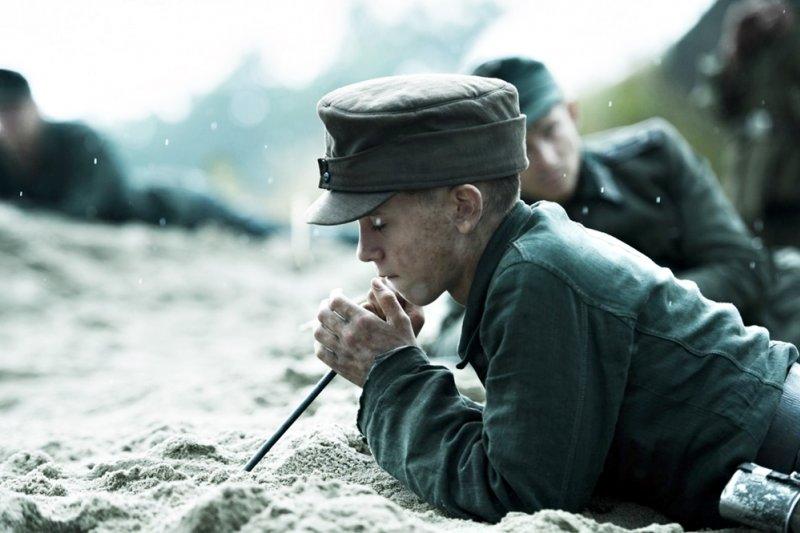 在戰爭中該被譴責的、「邪惡」的,只有納粹嗎?(圖/金馬影展網站)