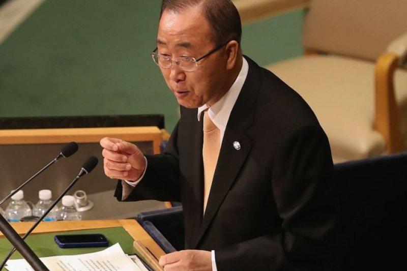 作為聯合國秘書長,潘基文曾在眾多國際政治與外交角力中扮演關鍵角色。(圖取自BBC中文網)