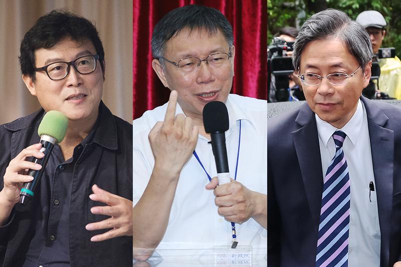 台北市長之爭》民進黨相信柯文哲仍有勝選機會,原因竟然是…-風傳媒