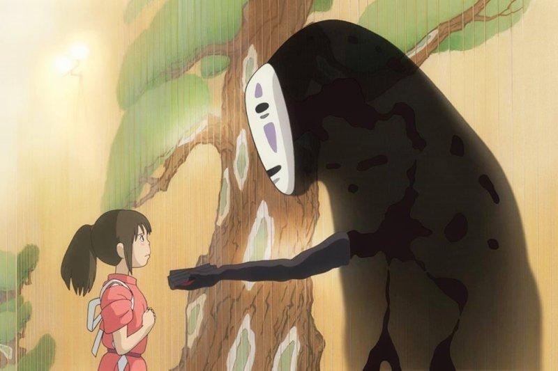 由於人不知道自己是甚麼,因此總是在一些沒有意義的事情上營營役役,這便是迷失自我的後果...(圖/Studio Ghibli@facebook)