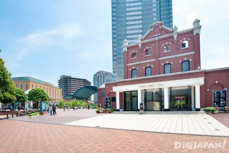 日劇經常會到惠比壽花園廣場取景拍攝,身為日劇迷一定要朝聖一下。(圖/DiGJAPAN!)