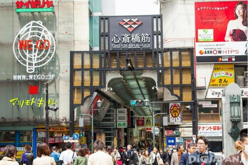 大阪《心齋橋筋商店街》整天耗在這裡也不膩!超人氣必吃、必買景點看這篇超完整-風傳媒