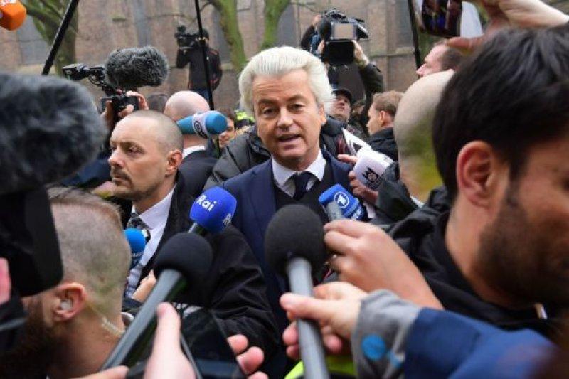 作者認為雖然這回荷蘭選舉中的正式贏家不是維德斯,但他的政治運動已深入社會,形塑着今日荷蘭的政治思潮和勢力,並正在左右荷蘭以致歐洲的走向。(Isle of Wright Radio 攝 白曉紅提供)