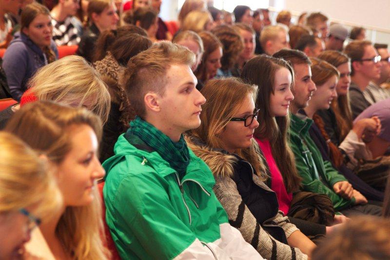 德國學生到16歲大部分都已約略清楚未來的志向。(圖/Universität Salzburg (PR)@flickr)