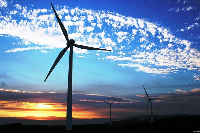 風力發電為什麼拿不到碳權(圖/Juan Alberto Garcia Rivera@flickr)