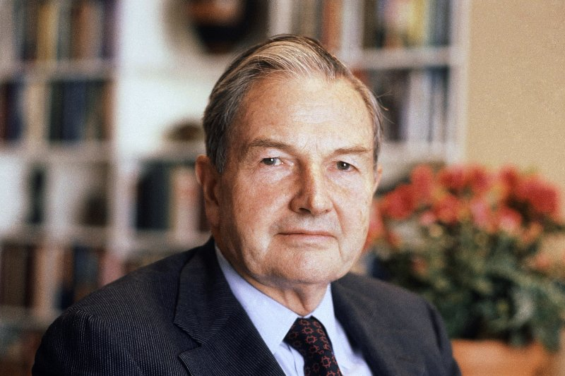 全球最老富豪大衛.洛克斐勒離世,享壽101歲(AP)