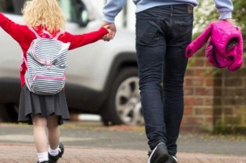 英國很多好學校附近的房屋價格要遠高於平均價。(圖取自BBC中文網)