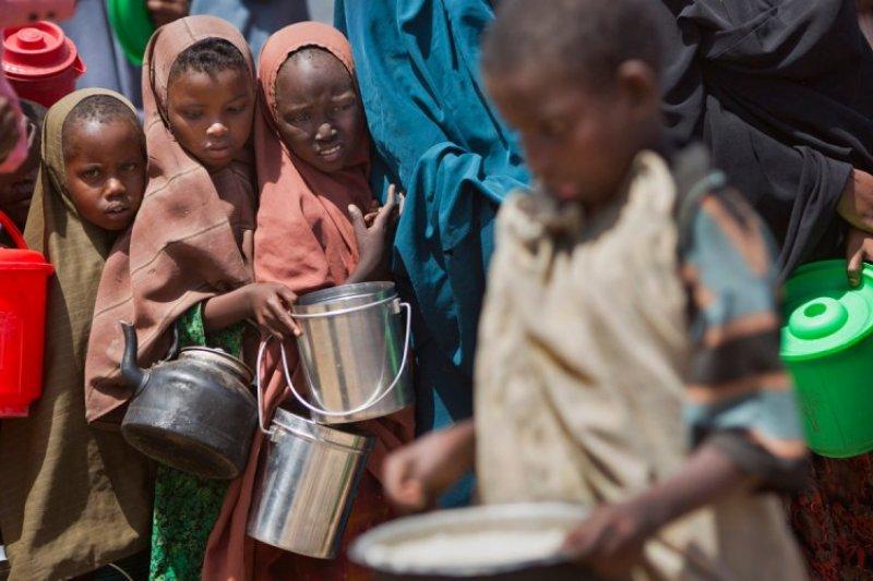 全球暖化與氣候變遷的問題造成全球每天有近1000名孩子死亡(美聯社)