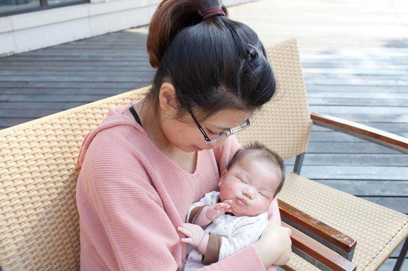 台東縣政府提高生育補助金,第2胎以上每人1.5萬元。(資料照,取自Jerry Lai@flicker)