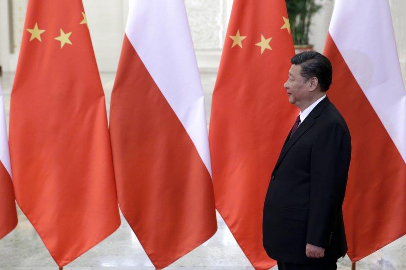 一帶一路國際合作高峰論壇(一帶一路峰會)14日在北京登場,中國國家主席習近平將親自主持(AP)