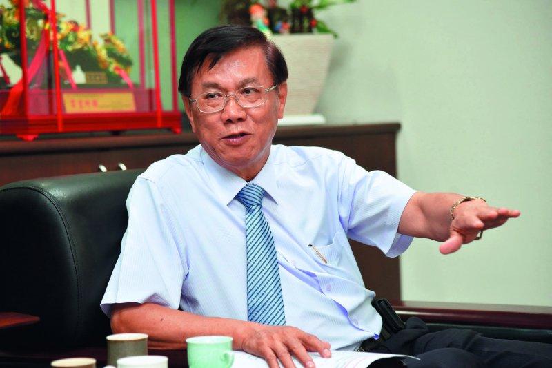 林明溱希望其他縣市的首長,也能加入對抗一例一休的行列。(江仲豪攝)