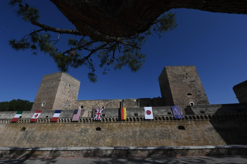 美國總統川普將出席在義大利西西里島舉辦的G7峰會(AP)