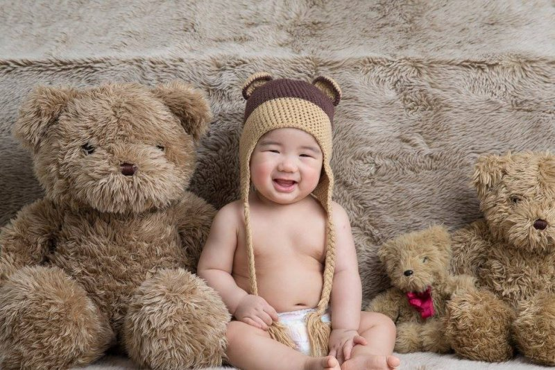 寶寶的行為方式其實發自於天生所屬的氣質。(圖/Cathy Pao提供)