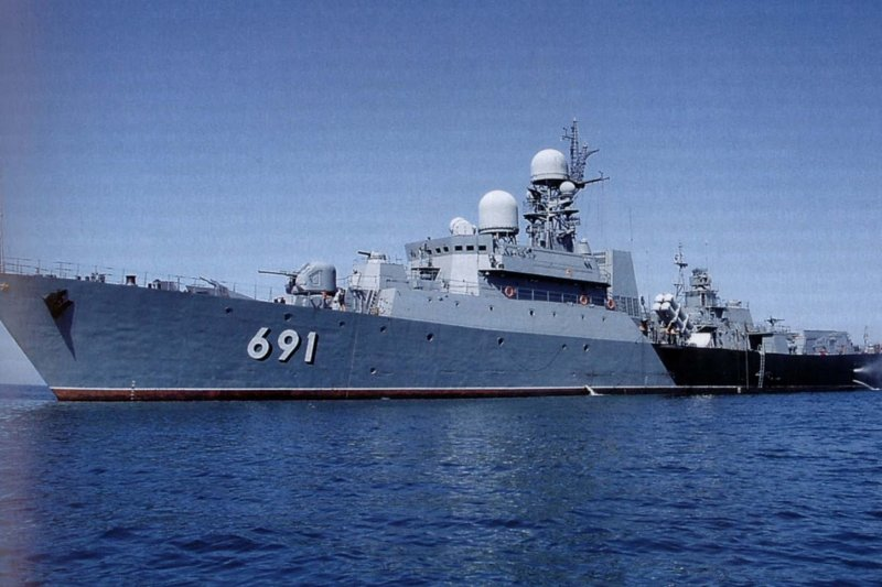 越南向俄羅斯購買獵豹級護衛艦引發中國憂慮(翻攝網路)