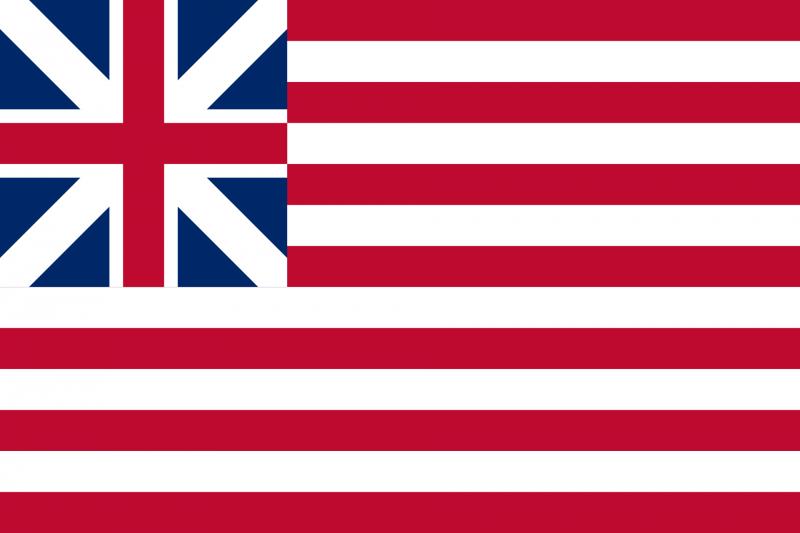 大聯邦旗(Wikipedia/Public Domain)