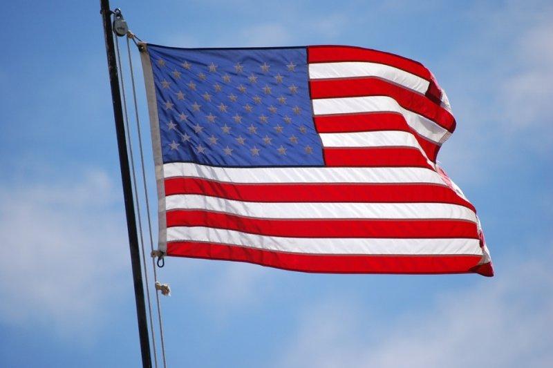 美國國旗(取自Pixabay)