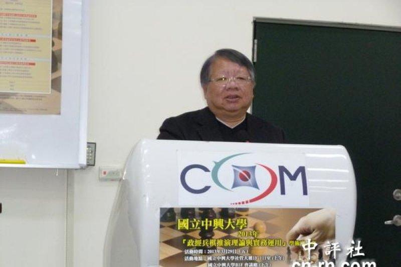 台北市長柯文哲拍板,敲定由前國安會副秘書長張榮豐出任富邦金控獨董。(中評社)