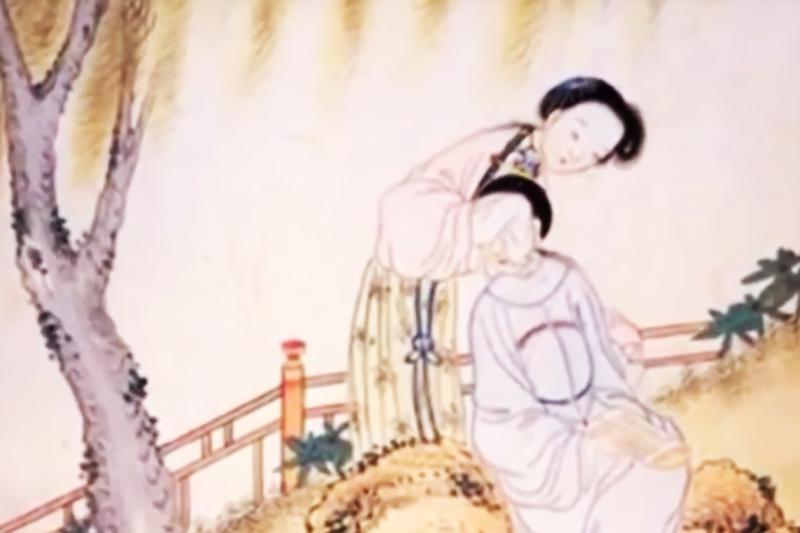 古代詩詞裡,美麗語句背後藏著段段深刻的愛情故事。(示意圖擷取自Youtube)