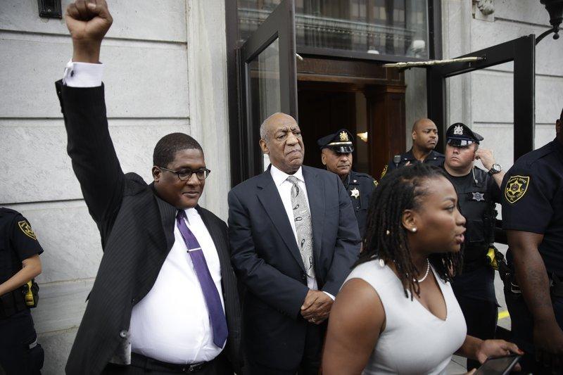 比爾寇斯比(Bill Cosby)。(AP)