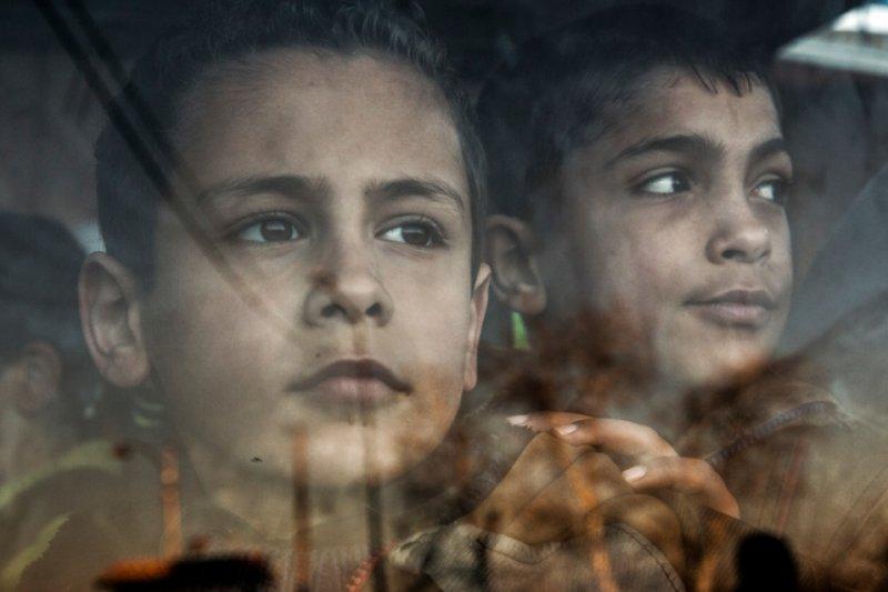 聯合國難民署發布《全球趨勢報告》(Global Trends report),指出全球難民人數達到近數十年來的新高。(UNHCR)