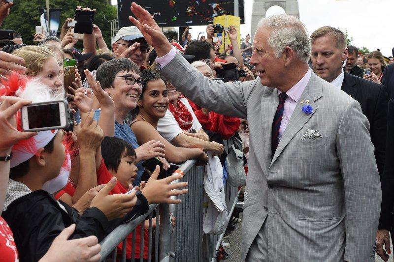 英國查爾斯王儲(AP)