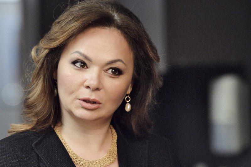 捲入美國總統川普「通俄門」爭議的俄羅斯女律師維塞尼茨卡雅(Natalia Veselnitskaya)(AP)
