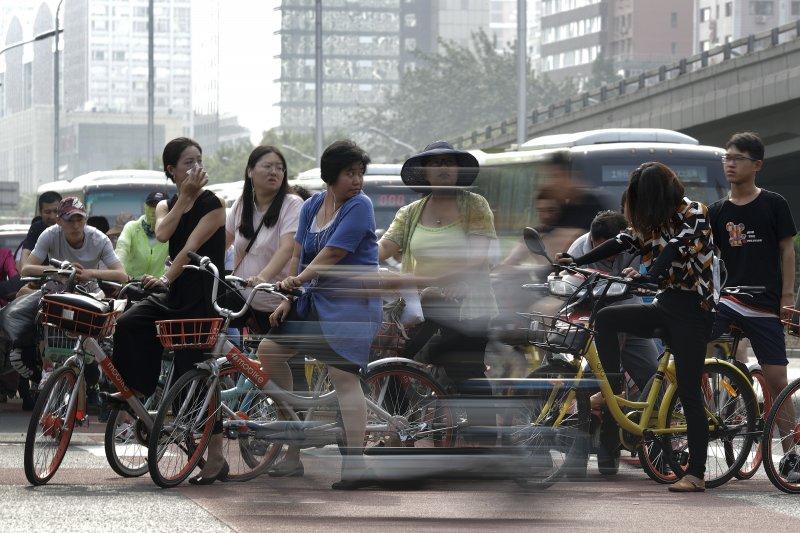 中國經濟,中國貿易(AP)