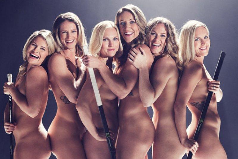 這些著名運動員的身體充分展現力與美,健康又有活力。(圖/澎湃新聞提供)