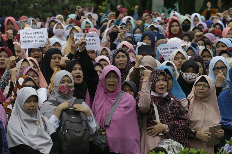 印尼是穆斯林大國。(美聯社)