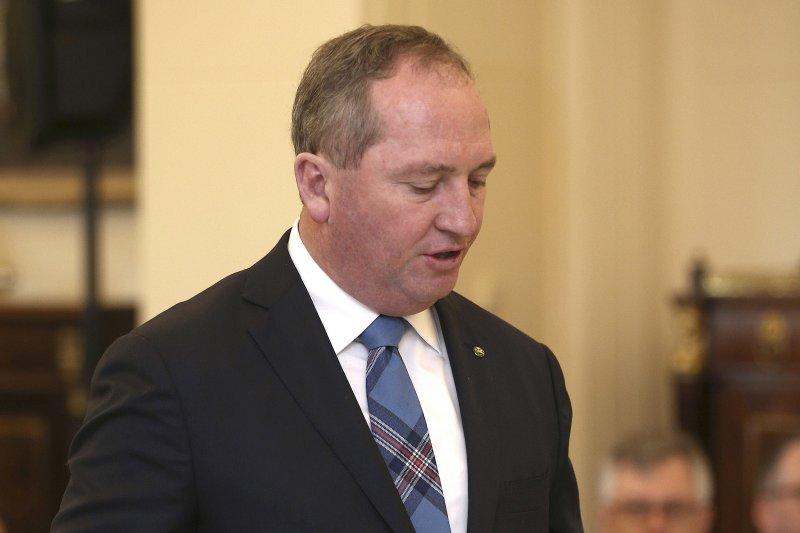 澳洲副總理喬伊斯被爆出具有紐西蘭國籍(AP)