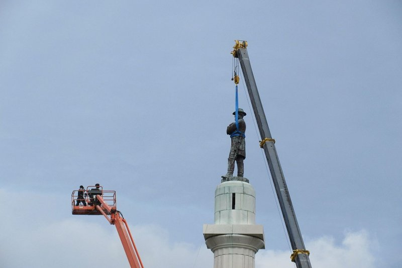 美國也出銅像爭議,偉人銅像該不該拆?這次試試從藝術的角度討論此一議題。(圖/wikimedia commons)