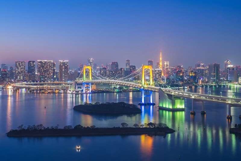 東京臨海線沿線台場區域,讓你一整天都玩不完,五個景點這樣安排!(圖/matcha提供)