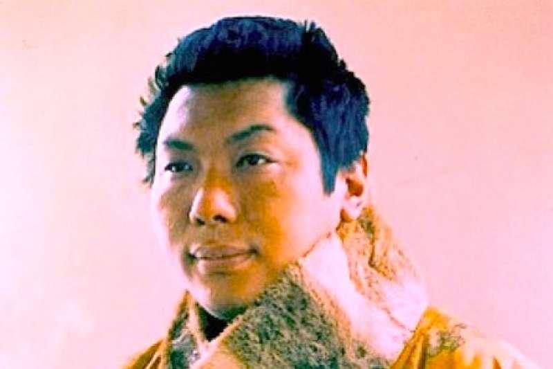 邱陽創巴仁波切(Chogyam Trungpa Rinpoche)。(取自瑞典茉莉博客)