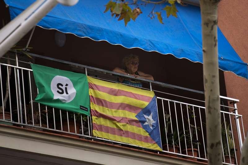 加泰隆尼亞獨立公投:加泰隆尼亞確定於10月1日舉行公投(AP)