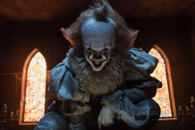 恐怖大師史蒂芬金同名小說電影《牠》寫下上映首個周末票房新紀錄(AP)